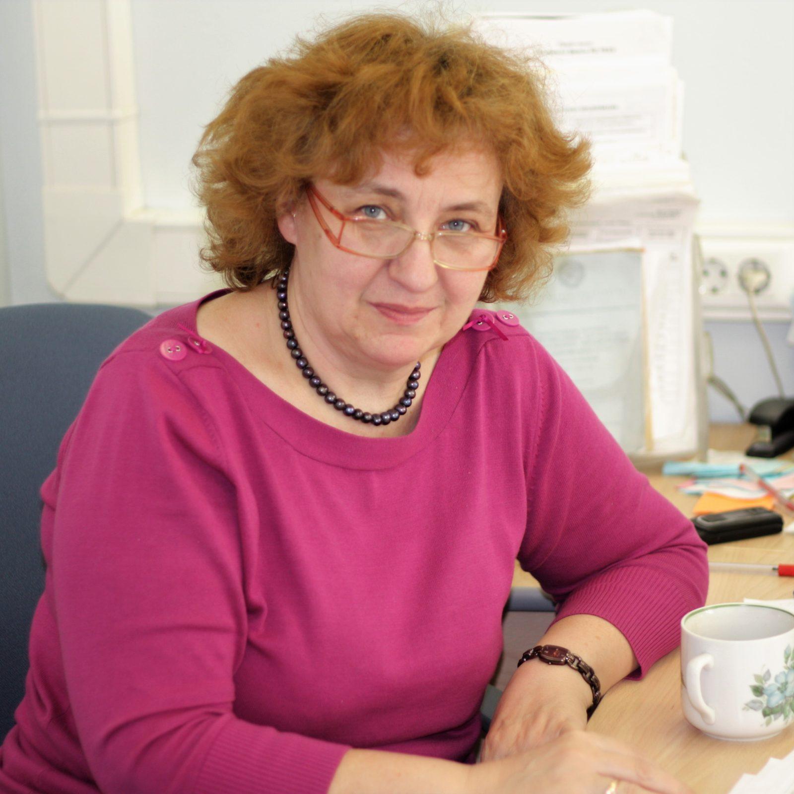 Рыжова Ольга Дмитриевна